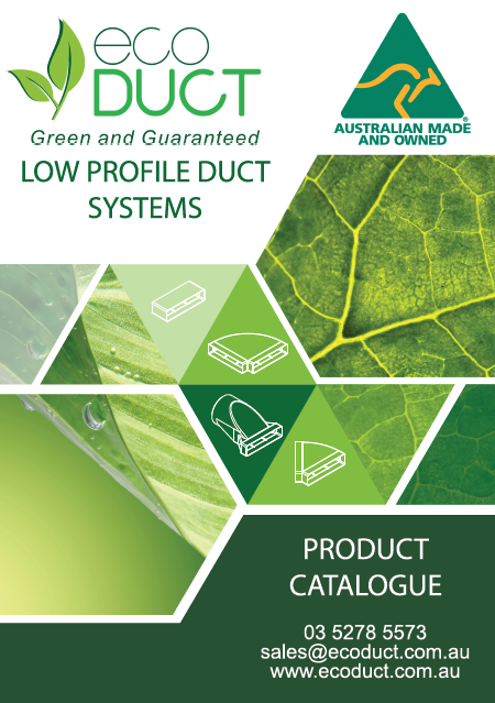 Eco Duct Green Product Catalogue